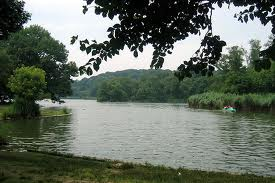 Prospect Park Lake, Brooklyn