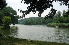 Prospect Park Lake, Brooklyn