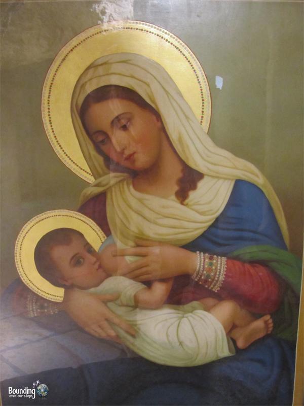 Bethlehem-Palestine-Milk-Grotto-Mary-Jesus